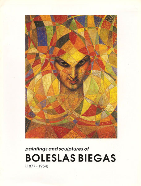 Paintings and sculptures of Boleslas Biegas